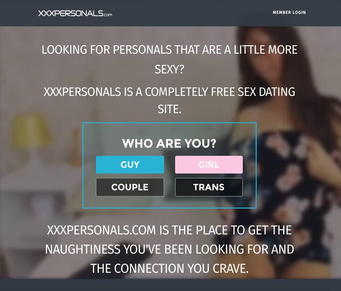 XXX Personals